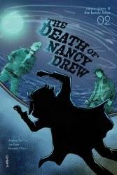 Nancy Drew & Hardy Boys DeathOf Nancy Drew #2