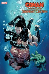 Conan Battle For Serpent Crown#4