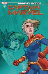 Marvel Action Captain Marvel #2