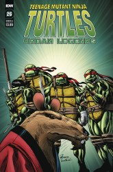 Teenage Mutant Ninja Turtles: Urban Legends #26