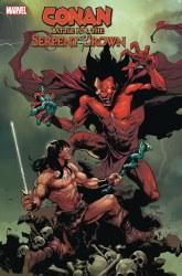 Conan Battle For Serpent Crown#5