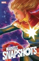 Captain Marvel Marvel's Snapshots #1