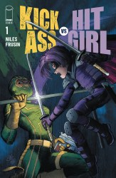 Kick-Ass Vs Hit-Girl #1