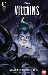 Disney Villains Ursula & SevenSeas #1