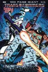 Transformers 84: Legends & Rumors 100-Page Giant