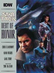 Star Trek: Debt Of Honor Facsimile Ed