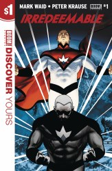Irredeemable #1 Discover Yours Edition