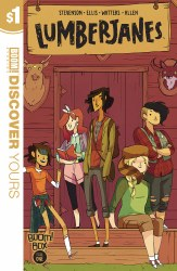 Lumberjanes #1 Discover Yours Edition