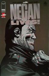 Negan Lives! #1 Silver Var