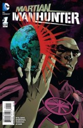 Martian Manhunter, Vol. 4 #1A- Very Fine
