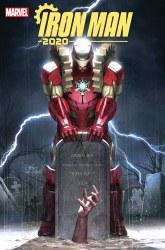 Iron Man 2020 Poster