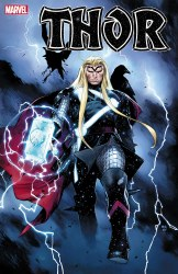 Thor #1 Poster