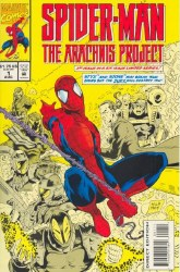 Spider-Man: The Arachnis Project #1 - Near Mint