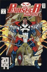 The Punisher 2099, Vol. 1 #1