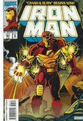 Iron Man, Vol. 1 #301 - VF
