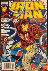 Iron Man, Vol. 1 #297 - VF