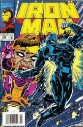 Iron Man, Vol. 1 #296 - VF