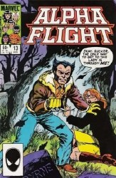 Alpha Flight, Vol. 1 #13 - Near Mint