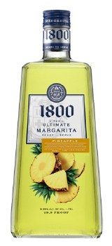 1800 READY TO DRINK PINEAPPLE MARGARITA 1.75L