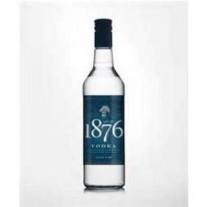 1876 VODKA 1L