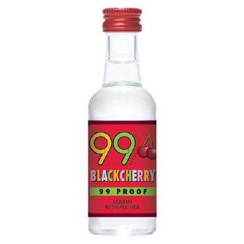 99 BLACK CHERRY 50ML