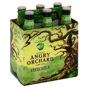 ANGRY ORCHARD GREEN APPLE 6PK