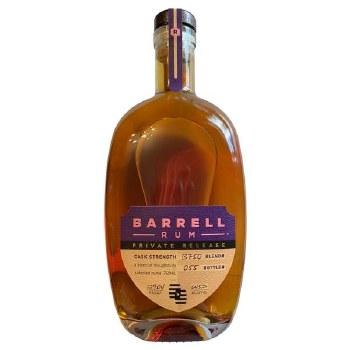 BARRELL PRIVATE RELEASE 750ML