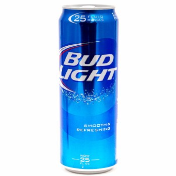 BUDLIGHT 25OZ