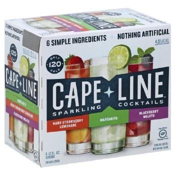 CAPE LINE VARIETY 6PK