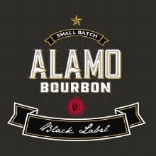 ALAMO BOURBON 750ML