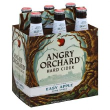 ANGRY ORCHARD EASY APPLE 6PK BOTTLES