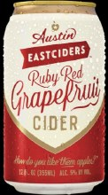 AUSTIN EASTCIDERS GRAPEFRUIT