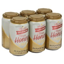 AUSTIN TX HONEY CIDER 6PK