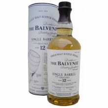 BALVENIE 12 YR SINGLE BARREL