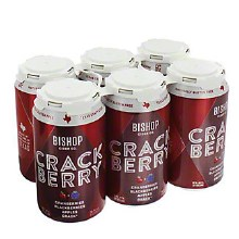 BISHOP CRACKBERRY 6PK