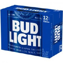 BUDLIGHT 12PK CAN