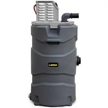Landa MWP-30E, Wash Water Recovery System