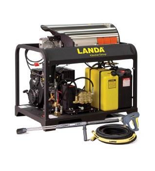 Landa PGDC8-30324E, Honda GX660