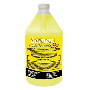 Lemon Disinfectant, 1 Gallon