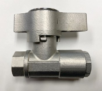 3/8in Ball Valve 5000 PSI SS