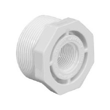 1/2in x 1/4in Socket Bushing, PVC