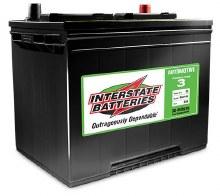 12V Lawn Mower Battery