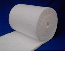 1in x 18in Diameter Insulation, Ceramic Fiber w/ 4/12in Diameter Hole