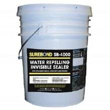 SB-4000, Water Repellent & Salt Protection, 5 Gallon Pail