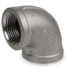 90 Deg. SS Elbow, for Titan Hose Reel Manifold