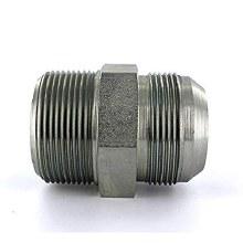 3/4in Male JIC x 3/4in Male Pipe Adaptor Straight, Steel