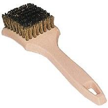 Brass Tire Sidewall Brush