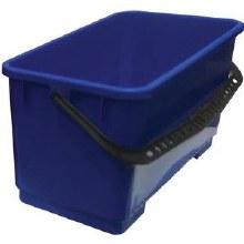 Bucket Rectangular Blue 06 Gal