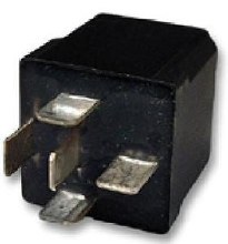12V, 40 AMP Automotive Mini Relay