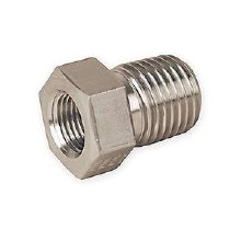 1in x 3/4in Reducer Bushing, Steel